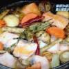 鮭と根菜のアヒージョレシピ/作り方【ウチゴハン 1月20日 江角マキコ/ピリ辛オイル煮】