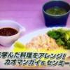 カオマンガイ&センミーパットレシピ【男子ごはん12月16日 栗原心平/タイ料理】