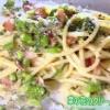 NHKあさイチ 菜の花のクリームパスタレシピ【3月19日 マリオ・フリットリ】