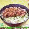 お試しか キャベツのソースカツ丼レシピ【3月25日 タカが選んだ美味しかった野菜料理】