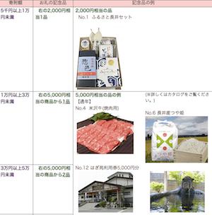 月曜から夜ふかし ふるさと納税1万円で貰えるおすすめ商品ベスト3【2月9日】