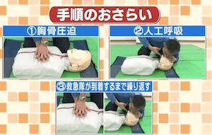 駆け込みドクター 突然死の対処法&予防する手クロス体操のやり方【2月8日】